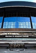 Ribbon-Cutting Marks Official Opening of Allegiant Stadium