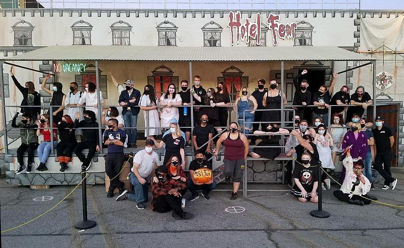 Asylum and Hotel Fear's Halloween Season Returns to The Meadows Mall with $20 Opening Special, Sept. 30