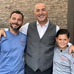 11-Year-Old Nico Ferraro Cooks for Guests at Ferraro's Italian Restaurant & Wine Bar