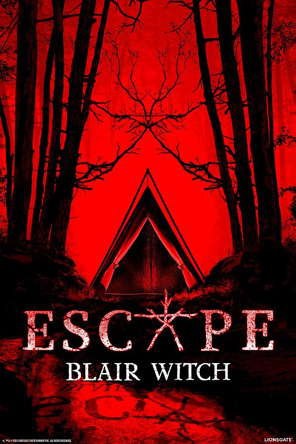 World's First Blair Witch Themed Escape Experience Is Now Accepting Reservations