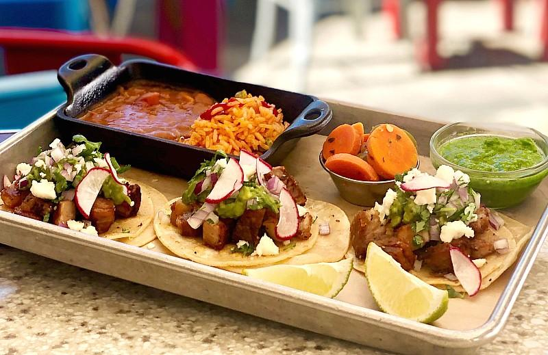 Cabo Wabo Cantina to Celebrate National Taco Day with Specialty Pork Belly Tacos