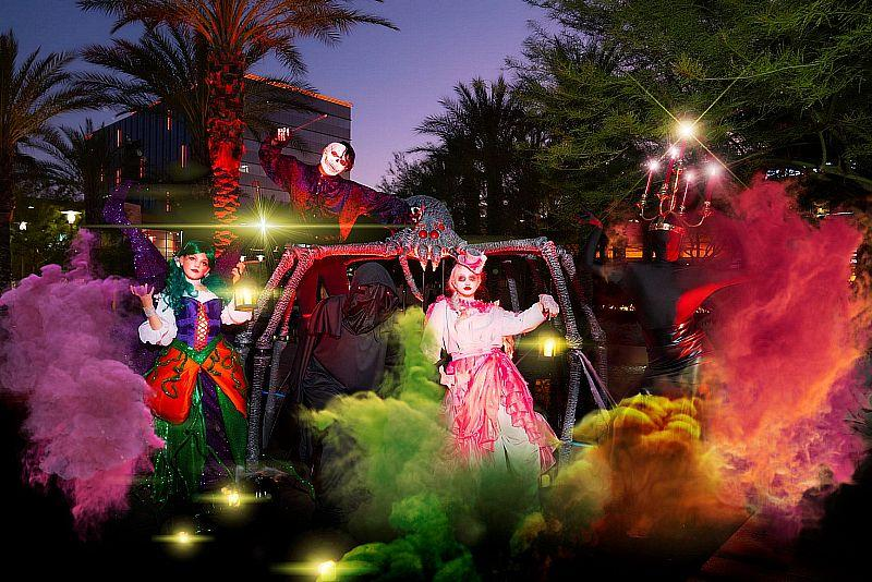 Downtown Summerlin Announces the Return of Parade of Mischief