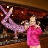 Erika Jayne and Samantha Ronson Celebrate the Grand Opening of SUSHISAMBA Las Vegas Tree Bar