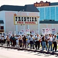 """The Neon Museum to Host Panel Discussion on Sept. 30: """"Remembering the Frontier Strike: 30 Years Later"""""""