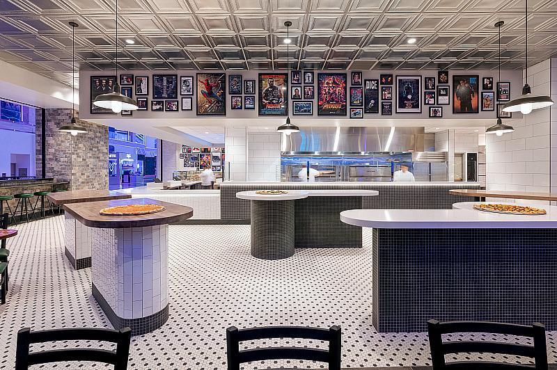 Mulberry Street Pizzeria at Resorts World Las Vegas