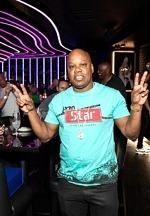 Too Short Enjoys a Night Out at Jing Las Vegas