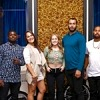 Dominick Reyes, Jessica Eye, Kay Hansen, Trevin Jones and Marcelo Rojo Spotted at Blume Kitchen & Cocktails in Las Vegas