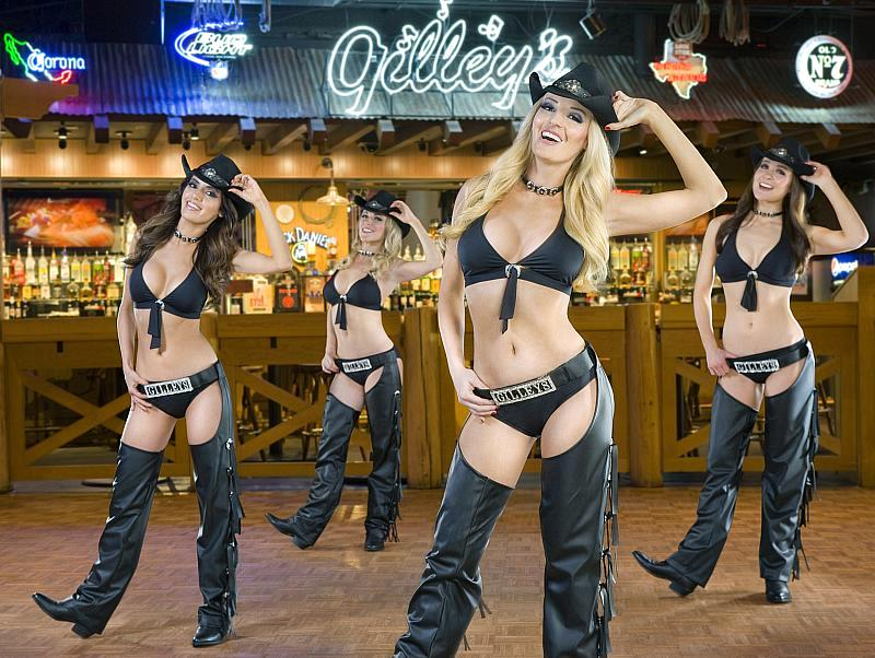 Gilley's at Treasure Island Las Vegas Hosts Live Music in September