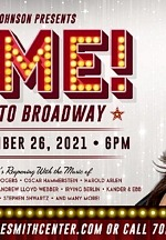 """Las Vegas' 'First Lady of Jazz' Michelle Johnson Presents """"Home – A Return to Broadway"""" September 26"""