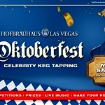 Oktoberfest Continues at Hofbräuhaus Las Vegas This Weekend with Frankie Moreno (Sept. 17) and Murray Sawchuck (Sept. 18)