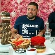 Nick Diaz Recovers from Fight at the Sugar Factory Las Vegas