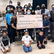 Nevada Mining Association Donates Nearly $8,000 to After-School All-Stars, Thanks to 'Hope for Heat'