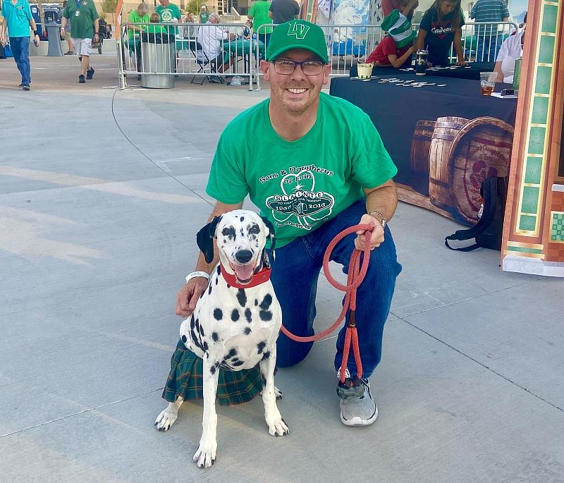Halfway to St. Patrick's Day Festival Kicks off Two-Day Celebration in Downtown Henderson