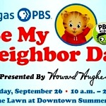 Be My Neighbor Day with Vegas PBS at Downtown Summerlin