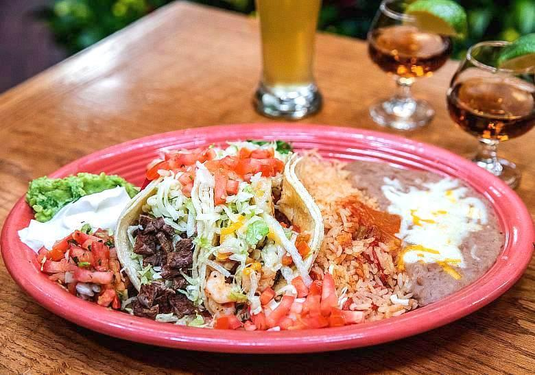 Surf 'n Turf Comes to Pancho's Mexican Restaurant for National Taco Day