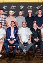 Barry's Downtown Prime Becomes the Official Steakhouse of the Vegas Golden Knights