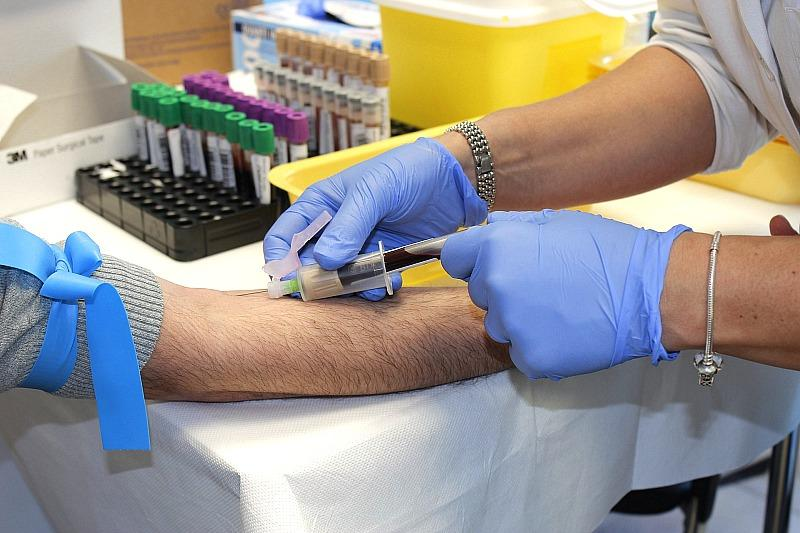 Vegas Golden Knights Foundation Hosts One October Memorial Blood Drive