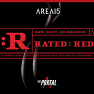 """AREA15 Announces """"Rated Red – A Tantalizing Burlesque Experience"""" Opening Oct. 8"""