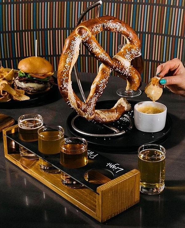 German-style cuisine
