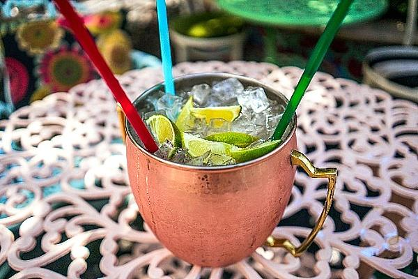 Drink Happy Thoughts at Park on Fremont for National Vodka Day