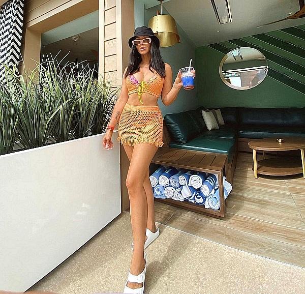 """Vanderpump Rules"" Scheana Shay at Stadium Swim Pool Las Vegas"