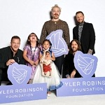 Imagine Dragons' Tyler Robinson Foundation Raises Over $2.6 Million at Seventh Annual Rise up Gala