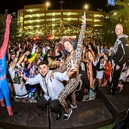 'Fright Spike' DTLV's Biggest Halloween Bash Returns to Gold Spike