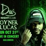 Joyner Lucas Joins Lil Wayne and Jeezy as a Halloween Weekend Headliner at Drai's Nightclub