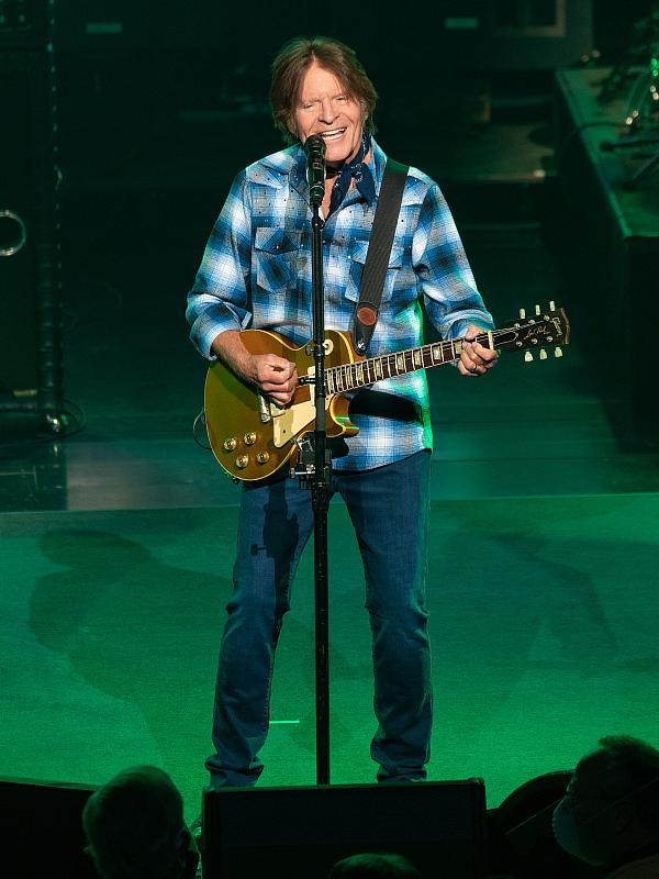 John Fogerty Makes Highly-Anticipated Return to The Encore Theater