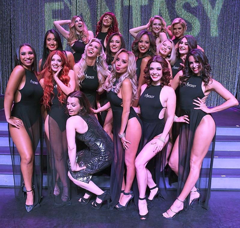 FANTASY Honors 22nd Anniversary at Luxor Hotel and Casino with New Show Numbers and More