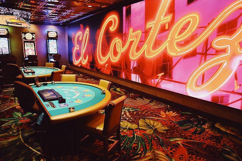 El  Cortez High Stakes Room