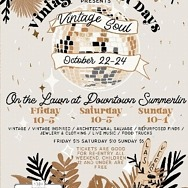 """Vintage Market Days of Southern Nevada Returns to Downtown Summerlin With """"Vintage Soul"""" Fall Market Event"""