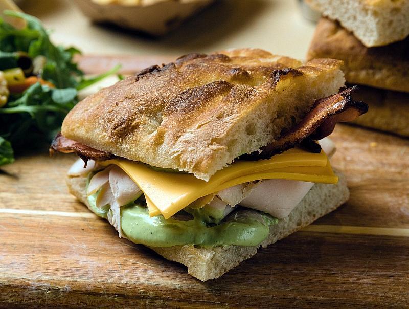 Artisan Sandwich Shop Via Focaccia Opens October 20 at Ellis Island Hotel, Casino & Brewery