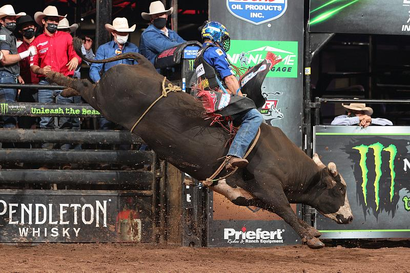 Three-Time PBR World Finals Event Winner Robson Palermo to Be Inducted into Ring of Honor at 2021 PBR Heroes & Legends Celebration