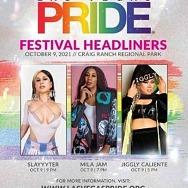 Las Vegas Pride Parade & Festival Set for October 8-9