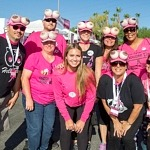 """Las Vegas Welcomes American Cancer Society """"Making Strides Against Breast Cancer Walk"""" Sunday, October 24"""