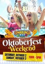 2nd Annual Oktoberfest Weekend at Cowabunga Bay Las Vegas