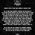 Las Vegas Bowl Huddle Kicks off Campaign to Recognize Community Champions