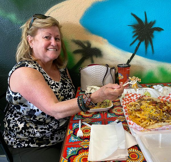 Grand Opening of Sayulita's Mexican Food on The Strip - Plus, it's Filipino Heritage Month