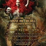 """""""House on the Hill"""" Haunted House (Kid Friendly!)"""
