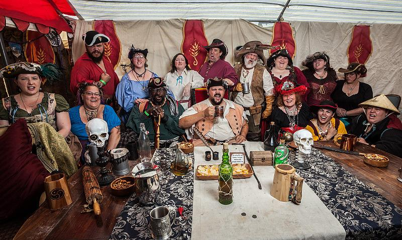 Hear Ye Hear Ye! The Age of Chivalry Renaissance Festival Returns to Sunset Park and Celebrates 27 Years of Authentic Medieval Fun