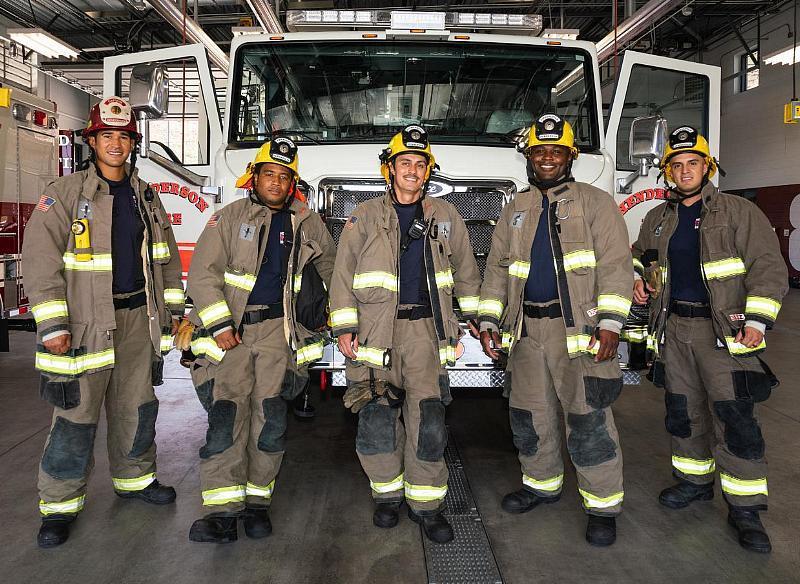 Applications Now Open for Henderson Fire Department Volunteer Program