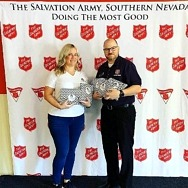 Women's Chamber of Commerce of Nevada Honors Project Marilyn with ATHENA Young Professional Leadership Award