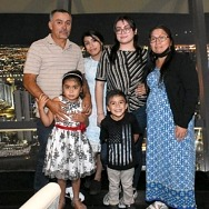 The STRAT Hotel Casino & SkyPod Help Make Las Vegas Teen's Wish Come True with Dinner at Top of the World Through Make-A-Wish