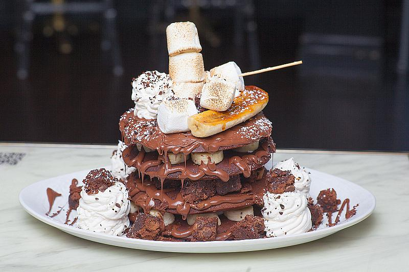 Sugar Factory American Brasserie Makes the Brunch Menu Sweeter with New Menu Items