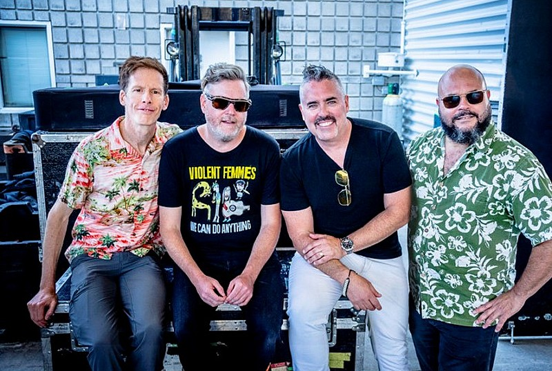 Barenaked Ladies to Perform at Fremont Street Experience Saturday, October 9