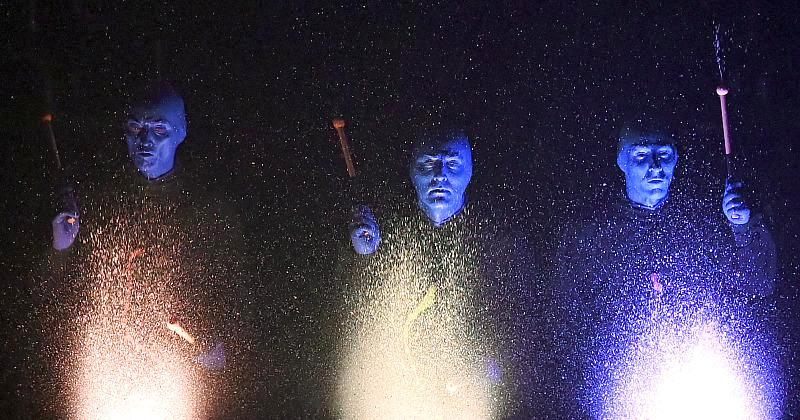 Blue Man Group Releases New Show Schedule Including Additional Performances Every Wednesday at 8 P.M.