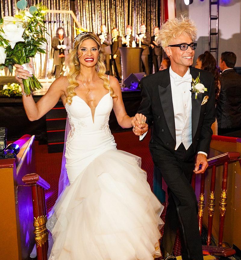 Wedding Of The Year: Murray SawChuck Marries Dani Elizabeth