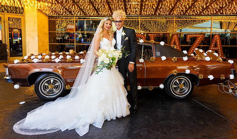 Murray The Magician marries Dani Elizabeth