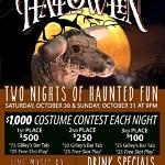 Oct. 30 & 31: Gilley's Saloon, Dance Hall & Bar-B-Que Hosts Fun Halloween Happenings